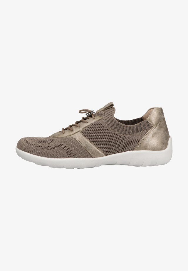 Sneakers laag - fango spark/perle