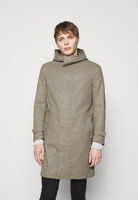 DRYKORN - SECSET - Classic coat - grey - 0