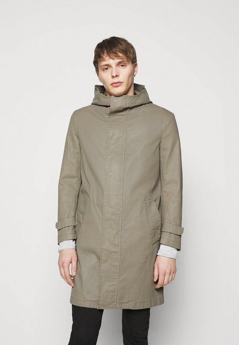 DRYKORN - SECSET - Classic coat - grey