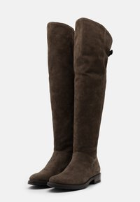 lilimill - OMER - Over-the-knee boots - coroil dust - 2