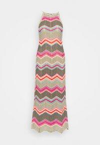 M Missoni - ABITO LUNGO SENZA MANICHE - Jumper dress - multi coloured - 4