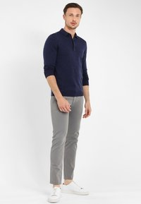 PROFUOMO - PROFUOMO - Polo shirt - royal - 1