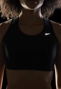 Reebok - RUNNING ESSENTIALS HIGH-IMPACT BRA - Sports-bh'er - black - 5
