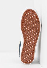 Vans - Sneaker high - dress blues/gibraltar sea/sulphur - 4