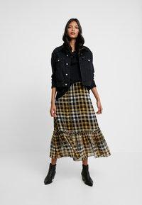AllSaints - RITA - Long sleeved top - black - 1