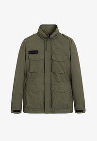 Mango - ARMY - Light jacket - khaki - 5