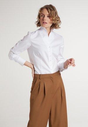 MODERN CLASSIC REGULAR FIT - Skjortebluser - weiß