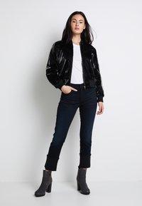 G-Star - NOXER STRAIGHT - Straight leg jeans - worn in blue storm - 2