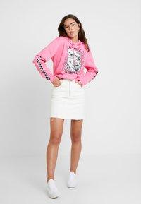 Vans - LADY STING HOODIE - Hoodie - azalea pink - 1