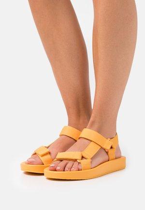 RUTHIE - Sandals - light orange