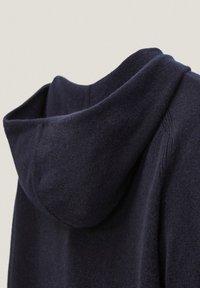 Massimo Dutti - Hoodie - blue-black denim - 3