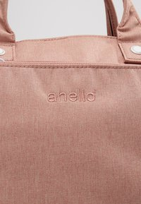 anello - 2 WAY BACKPACK UNISEX - Tagesrucksack - nude pink - 9