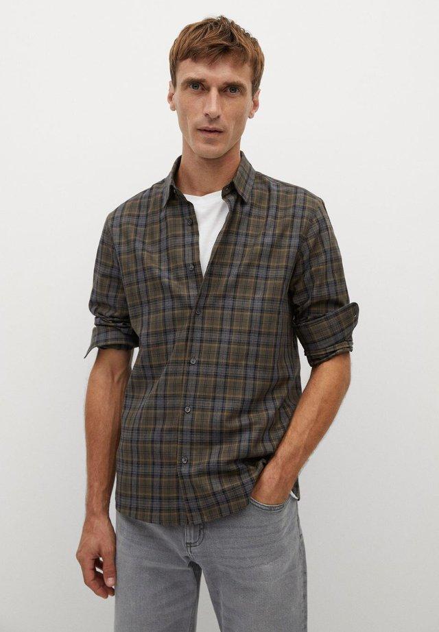 BIMBA - Overhemd - kaki