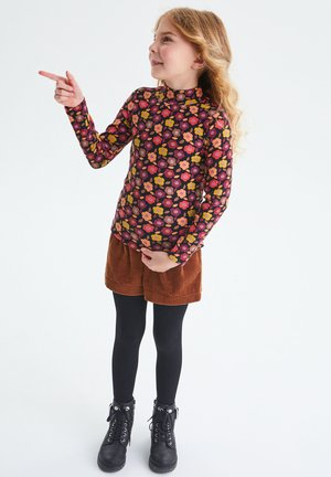 HIGH NECK - Sweatshirt - multi-coloured
