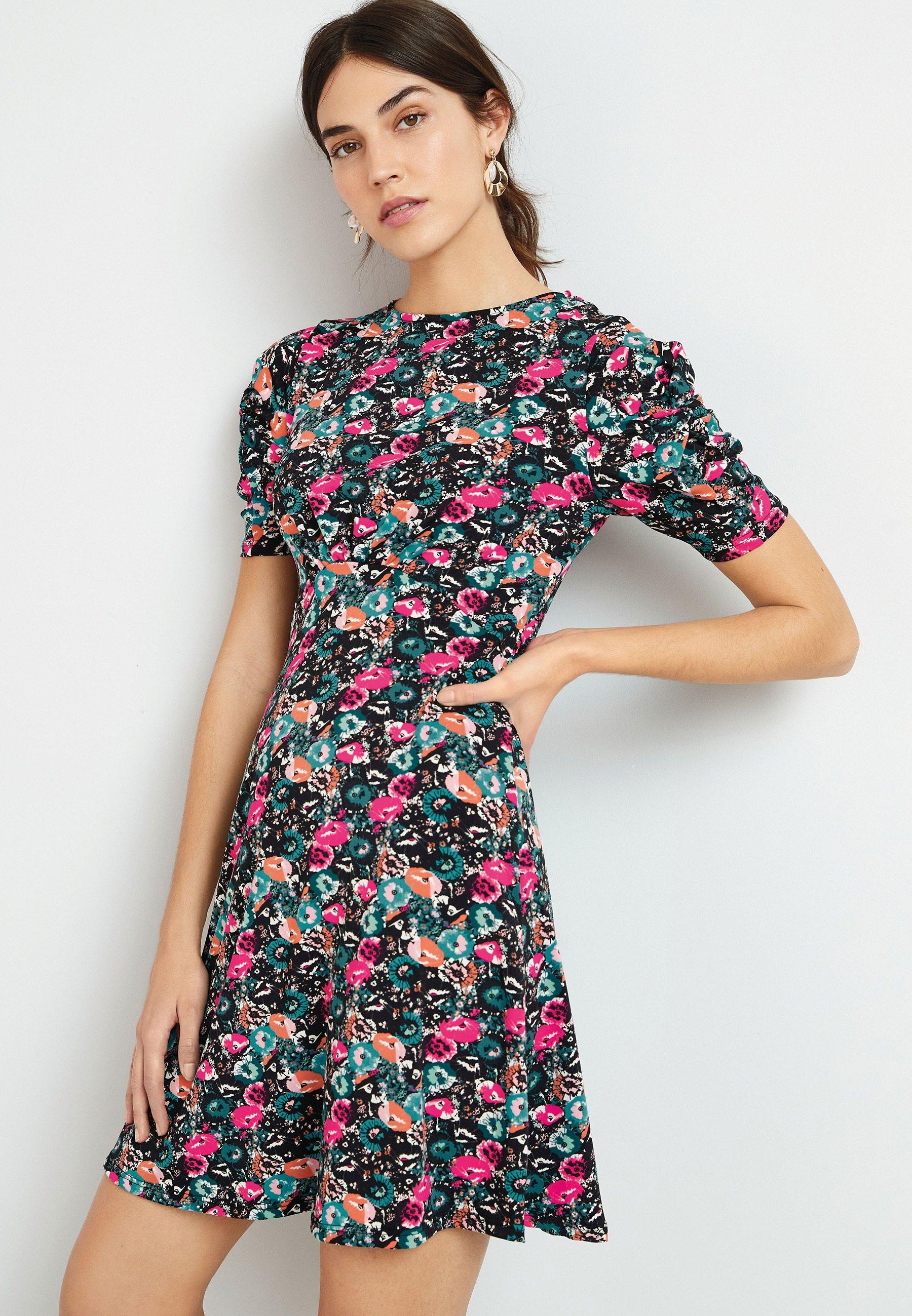 Jerseykleid   multi coloured