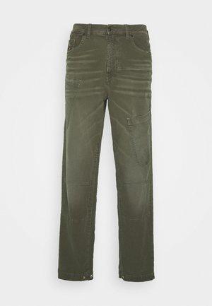 D-AZERR-NE JOGGJEANS - Pantalon cargo - olive