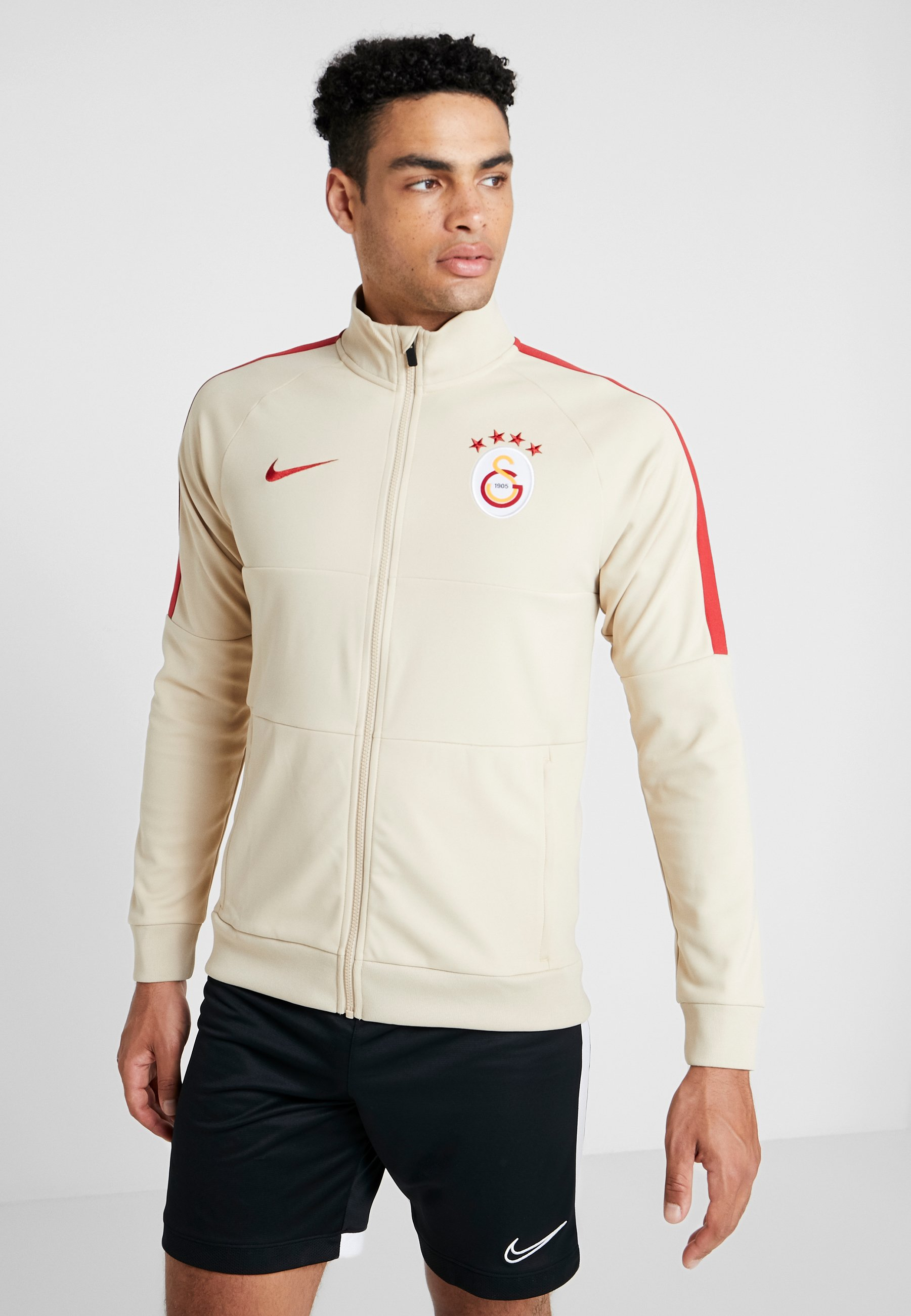 GALATASARAY HERRENJACKE Vereinsmannschaften desert orepepper red