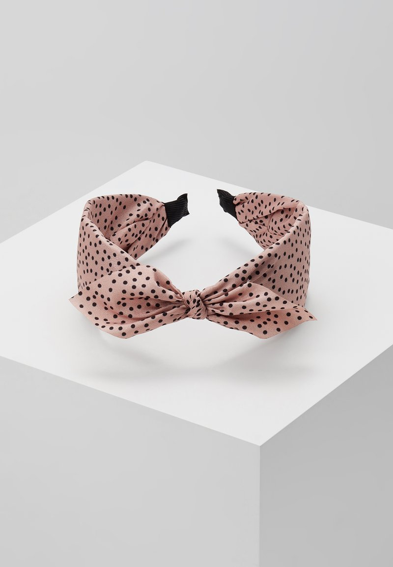 ONLY - Hair Styling Accessory - misty rose/black