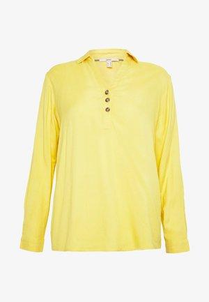 BLOUSE - Blouse - yellow
