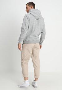 Urban Classics - ZIP HOODY - Zip-up hoodie - grey - 2