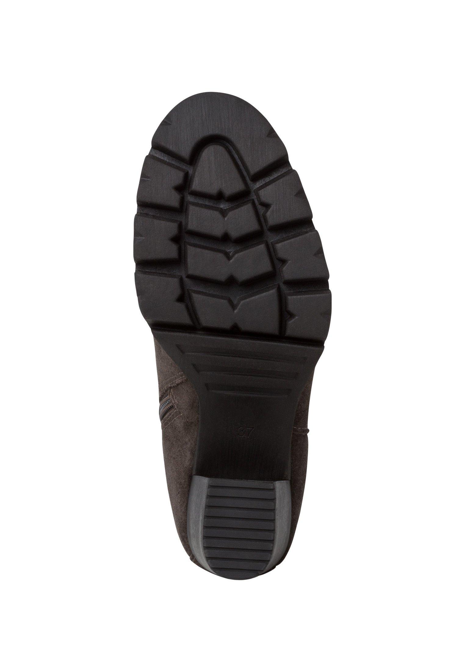 Marco Tozzi High Heel Stiefelette cigar/braun