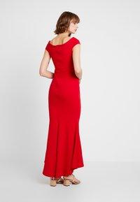 Sista Glam - MARENA - Robe longue - red - 3