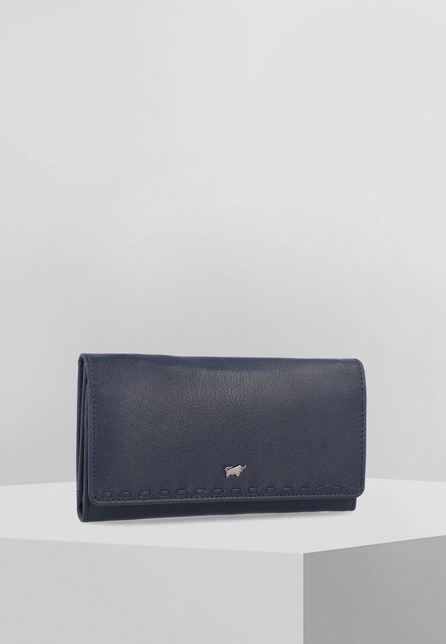 SOAVE ELEGANTEN LOOK - Portafoglio - blue