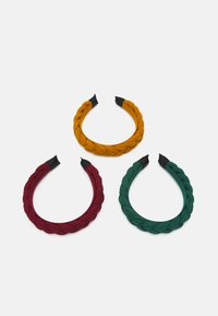 ONLY - ONLALMA HAIRBAND 3 PACK - Hair Styling Accessory - botanical garden - 0