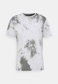 DYE TEE - Print T-shirt - grey