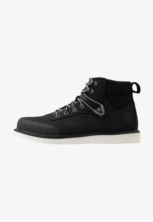 NEWMARKET CHUKKA BOOT - Lace-up ankle boots - black