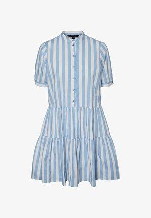 STEHKRAGEN - Skjortklänning - placid blue