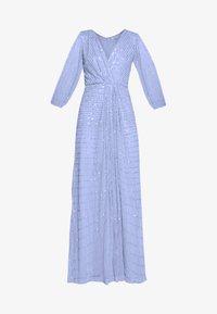 Sista Glam - DAISIANNE - Společenské šaty - blue - 4