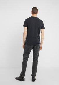 Iro - ETON - Basic T-shirt - black - 2