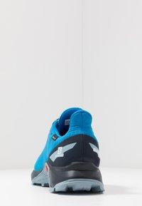 Salomon - SUPERCROSS BLAST GTX - Trail running shoes - indigo bunting/navy blazer/ashley blue - 4