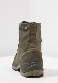 Columbia - CAMDEN OUTDRY CHUKKA - Hiking shoes - nori/grey - 3