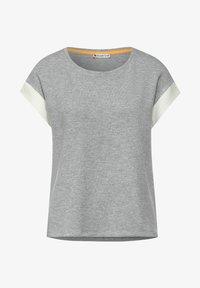 Street One - Basic T-shirt - grau - 3