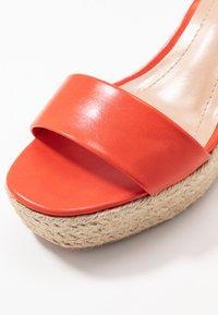 Anna Field - High heeled sandals - burnt orange - 2
