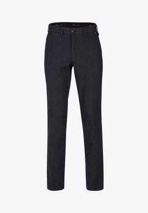 MIT MICRO-DOT - Trousers - blue