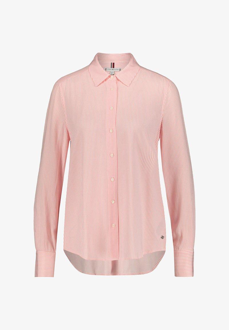 Tommy Hilfiger - DANEE - Button-down blouse - rose (70)