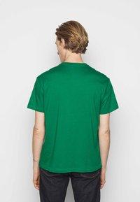 Polo Sport Ralph Lauren - Print T-shirt - english green - 2