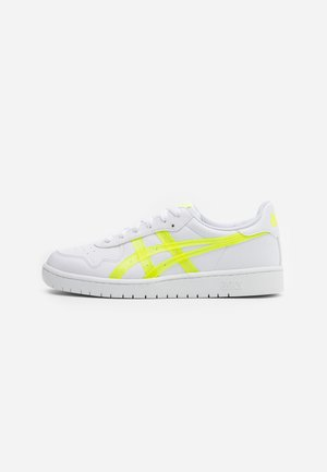 JAPAN  - Zapatillas - white/safety yellow