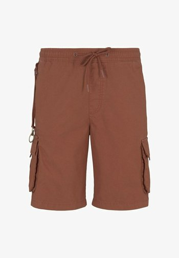 Shorts - goji orange