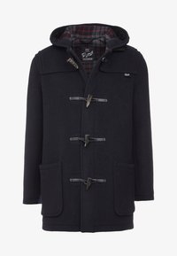 Gloverall - MID LENGTH DUFFLE - Short coat - navy - 3