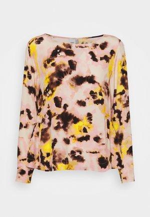 IHVAUNA - Langærmede T-shirts - super lemon