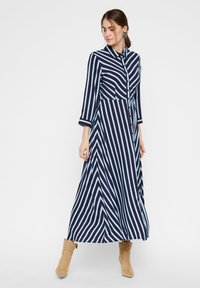 YAS - Shirt dress - navy blazer - 0