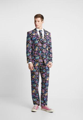 MR VEGAS - Suit - navy