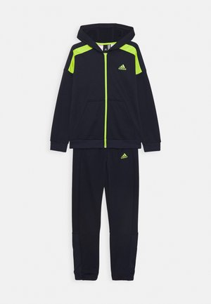 TECH SET UNISEX - Træningssæt - dark blue