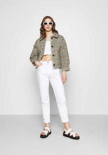 Light jacket - minibloom dark