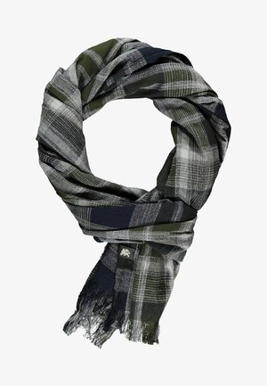 Scarf - deep forest green