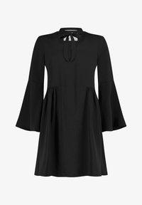 Nicowa - KLASSISCHES  V-AUSSCHNITT - BOHIWA - Cocktail dress / Party dress - schwarz - 4